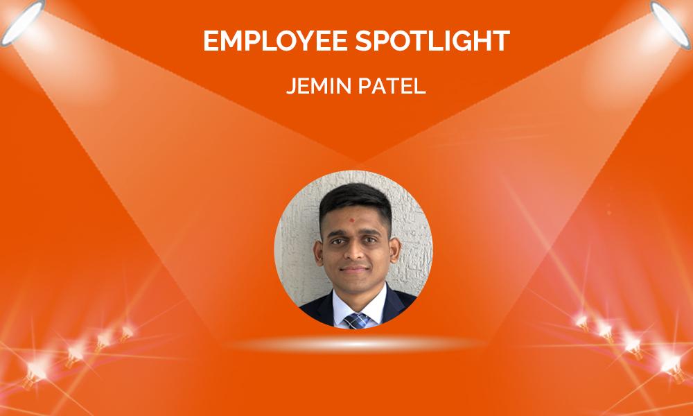 Employee Spotlight: Jemin Patel