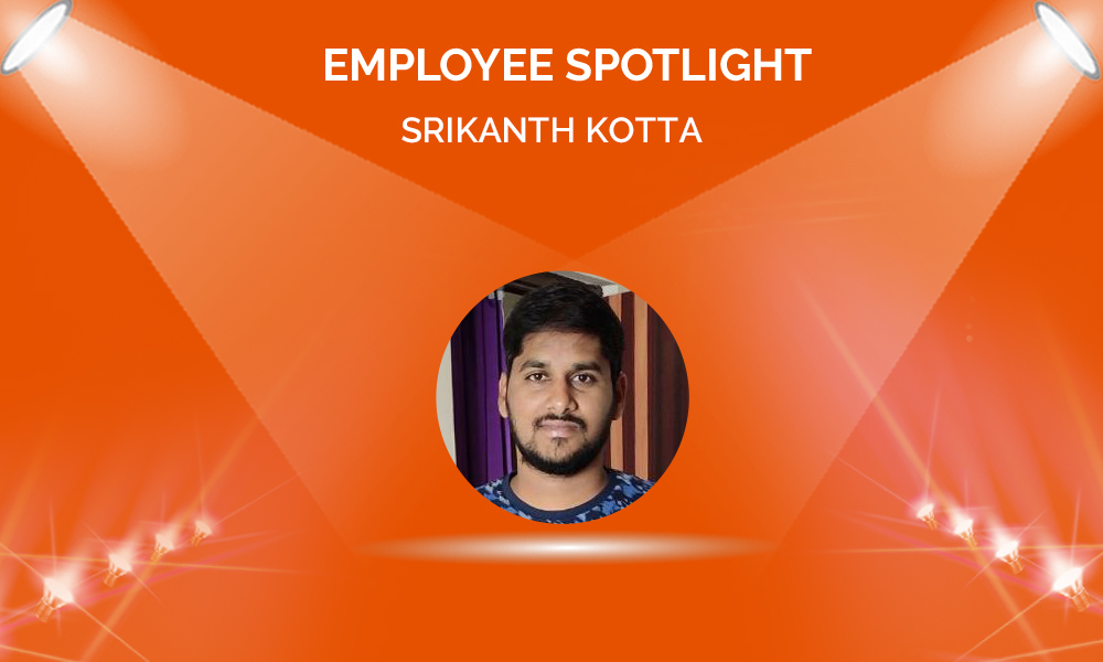 Employee Spotlight: Srikanth Kotta